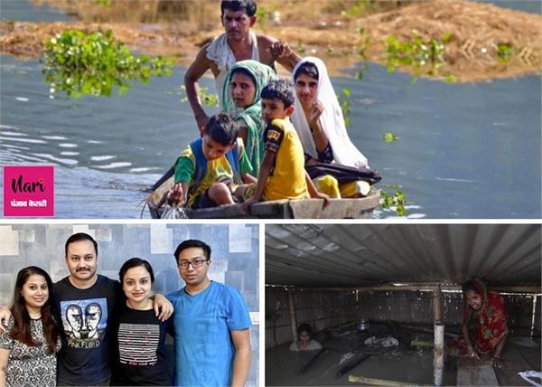 Well Done! असम बाढ़ पीड़ितों के लिए इस परिवार ने जुटाए 3.5 लाख रुपए