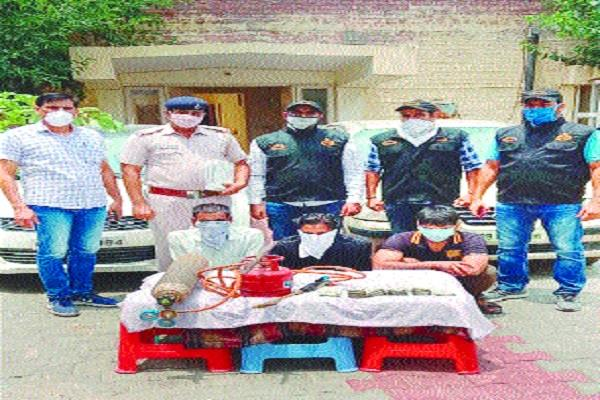 gas cutter controlled by atm machine crooks recovered millions