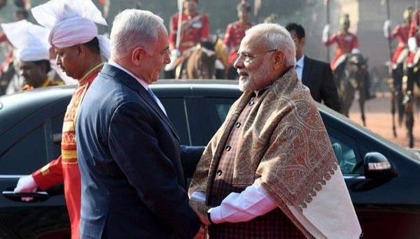israel india transformed pandemic into opportunity to enhance relations