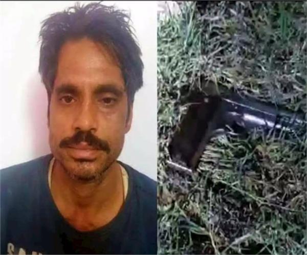 tinku kapala a prize crook worth 1 lakh killed at the hands of up stf