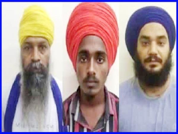 delhi police arrests three khalistan liberation force terrorists