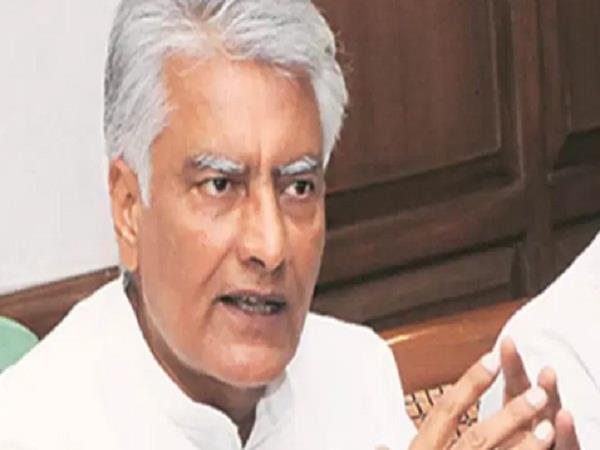 jakhar s question to the prime minister