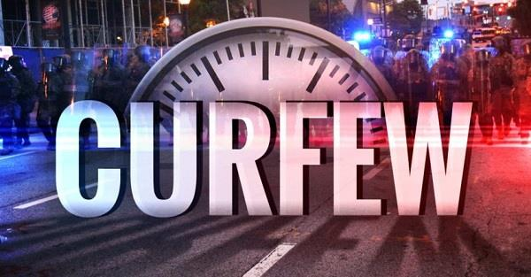 curfew again in these districts in madhya pradesh