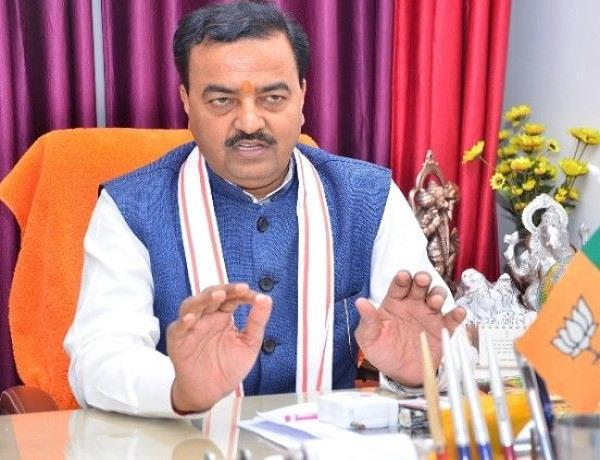 congress sp and bsp ruined country and state keshav maurya