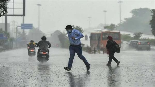 monsoon will soon pick up pace in up there will be rain in many places