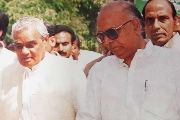 lalji tandon had a special relationship with atal ji