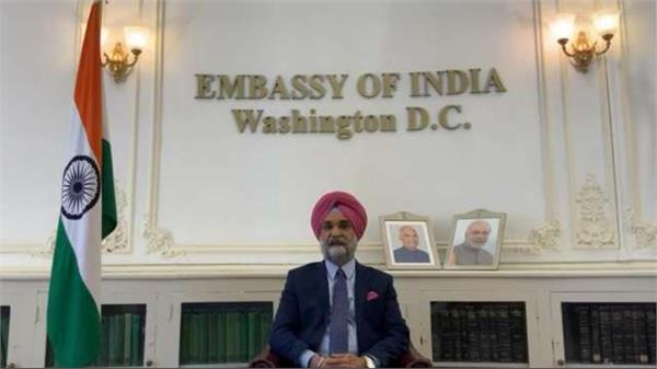 indian americans important stakeholder in india us relationship  sandhu
