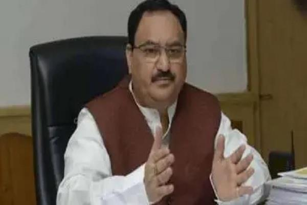 jp nadda interacted with chief ministers of bjp ruled states