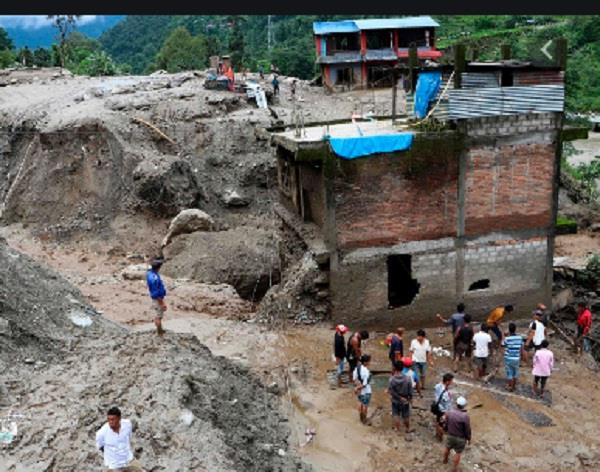 12 people killed 19 missing in nepal landslides