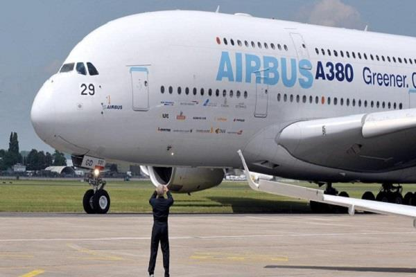 expansion first delivery of airbus a321 neo aircraft
