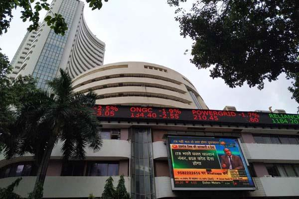 bse opens with gains of 181 points nifty rises by 63 points