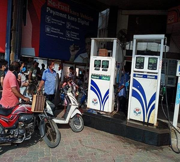 punjab s petrol pump opened despite strike