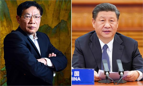 president xi jinping s critic expelled from chinese communist party