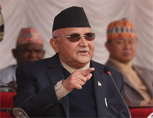 nepal communist party may split prime minister oli to cabinet