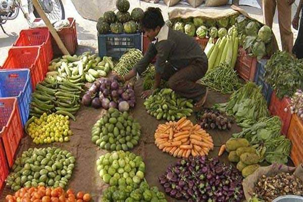 retail inflation rose to 6 09 in june as food prices became expensive