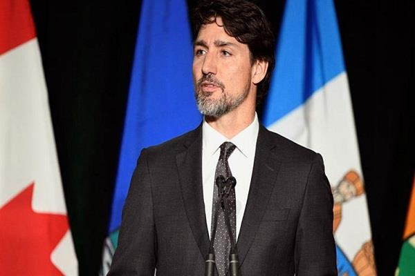justin trudeau voice changed after india strictness
