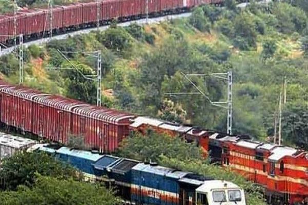 freight train created new record in corona era
