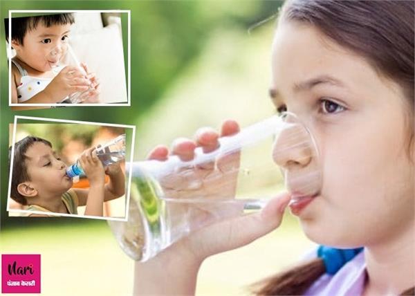 4- 14 साल तक के बच्चों को रोजाना कितना पानी पीना चाहिए?