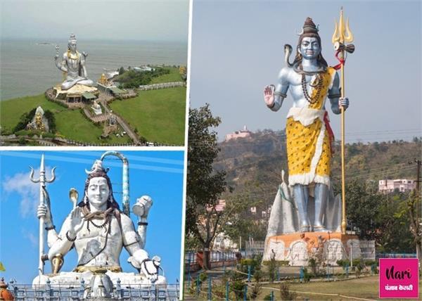 ये हैं भगवान शिव की भारत में बनी 7 सबसे ऊंची प्रतिमा