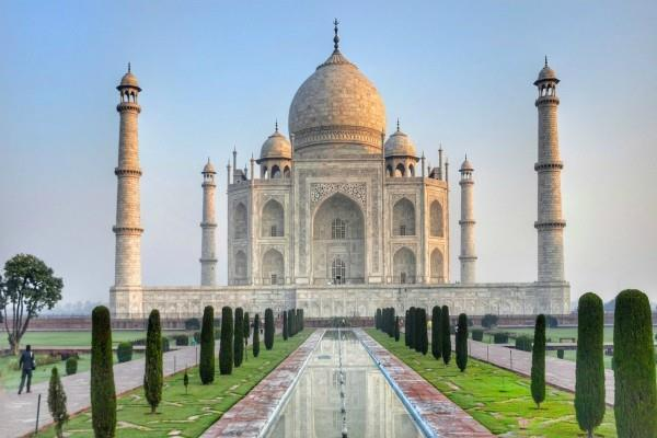 soon you will be able to see the taj mahal