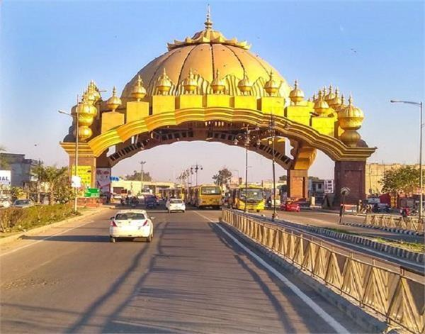 amritsar ajnala ramdas four way road scheme gets government approval