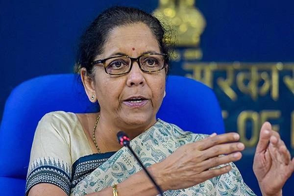 disinvestment in 23 psus to be taken forward sitharaman