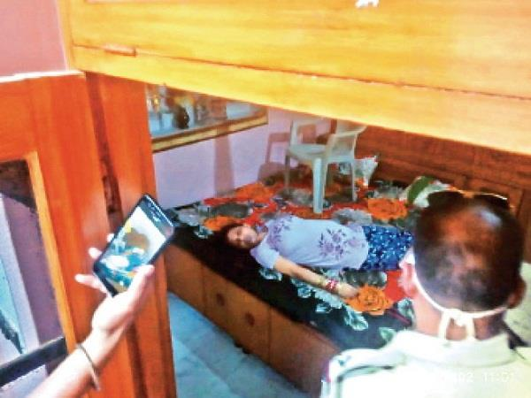 bride murder in pathankot due to dowry case