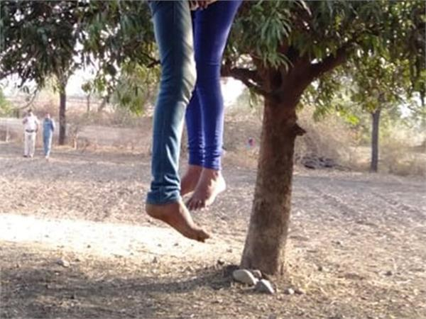 girl and his brother hanged in love affair