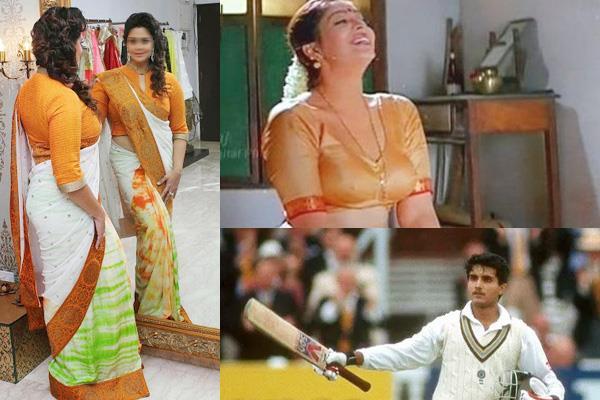 सौरव गांगुली शादी के बाद इस एक्ट्रेस ...