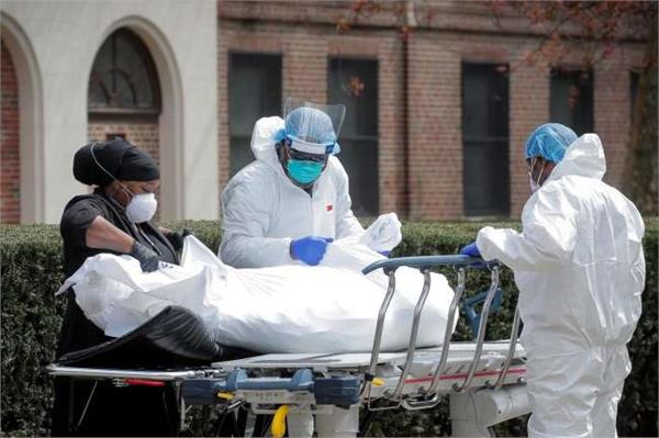 corona virus in the world death toll rises fastly