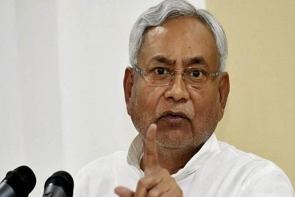 cm nitish instructions to officials