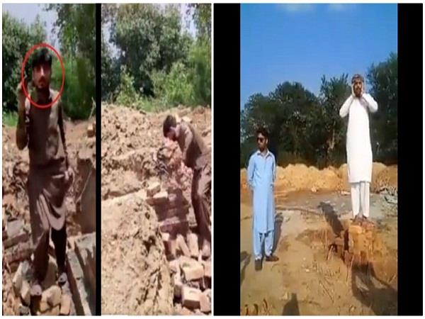 muslim fundamentalists forcibly offer azan on temple land