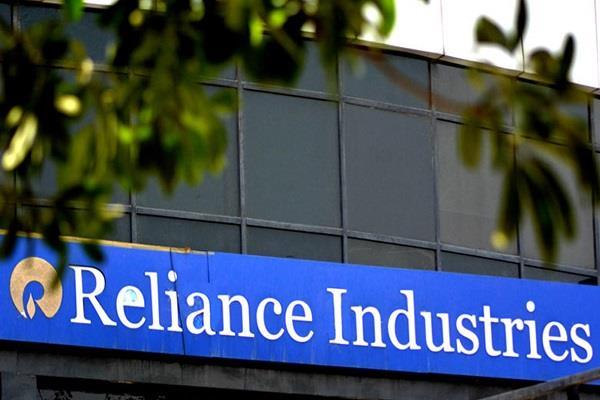 reliance industries  market capitalization crosses rs 14 lakh crore