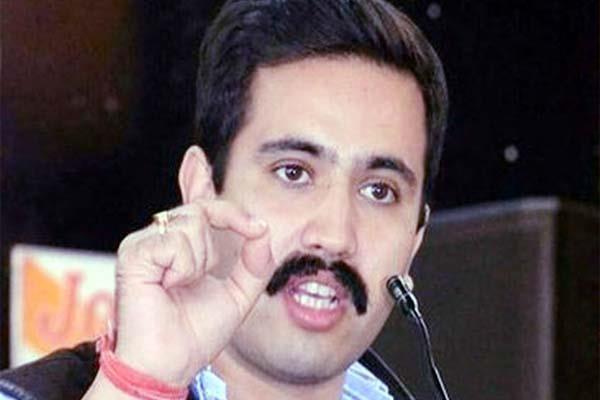 case of attempt to murder should be registered against bjp leader vikramaditya