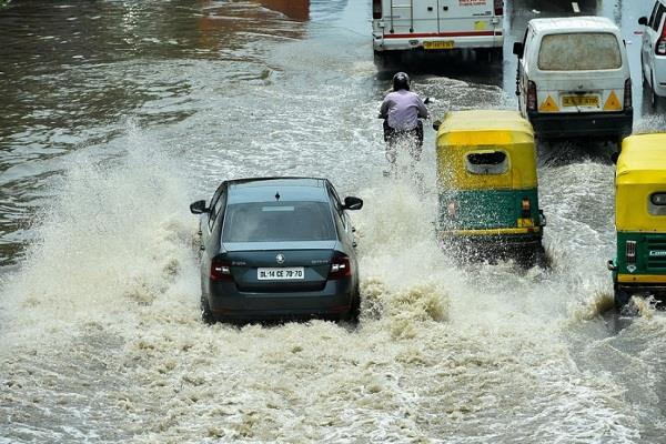 heavy rains expected in many parts of the country