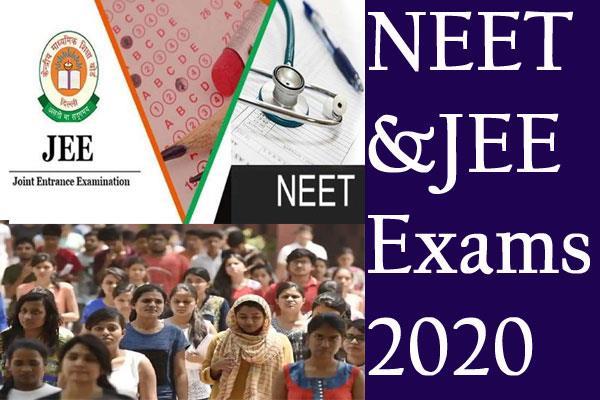 neet jee main exam 2020 new dates release correction window reopens