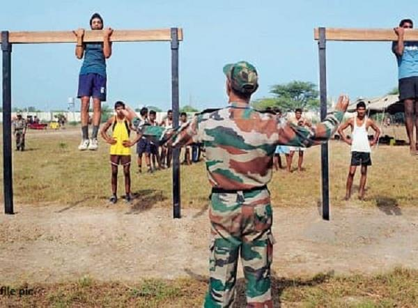 golden opportunity for youth to join army