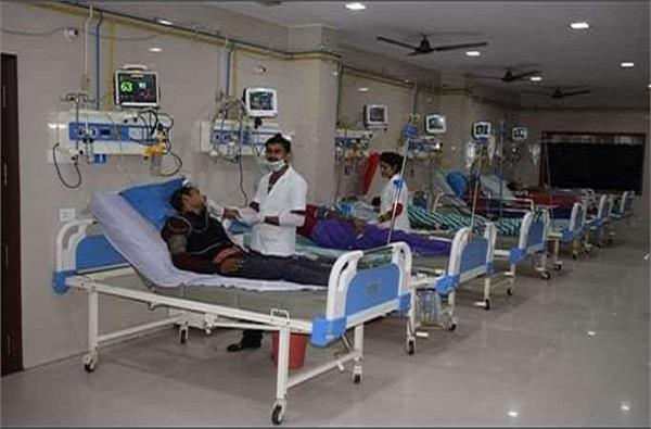 icmr selected gorakhpur hospital for trial of kovid 19 vaccine