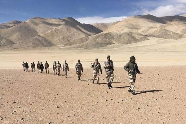 china is not ready to reduce tension in lac