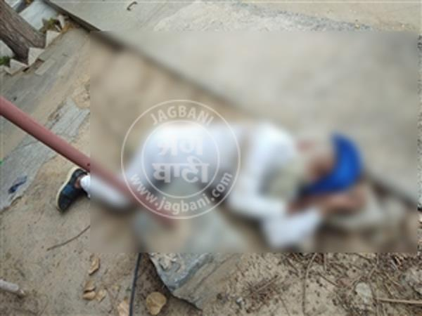 elderly farmer suicide in protest against the closure of bathinda thermal plant