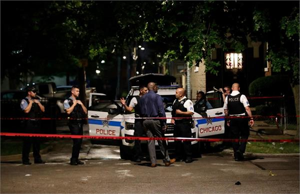 at least 14 people wounded in shooting at chicago funeral home