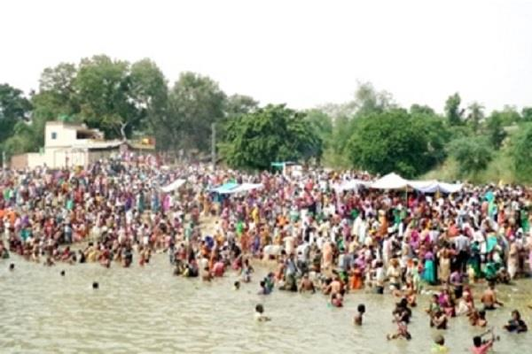 ayodhya bhoomi poojan will contain the soil of the dhopap dham of sultanpur