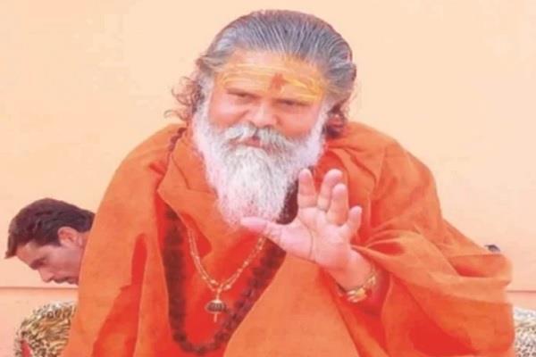 modi and yogi s bhoomi pujan in ayodhya is auspicious narendra giri