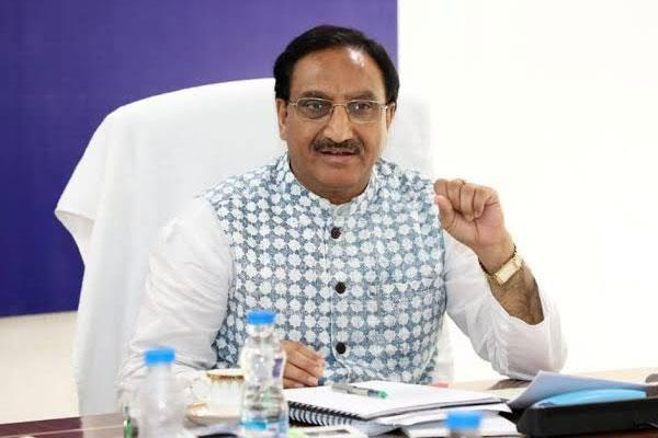 false narrative says hrd minister on row over revised cbse syllabus