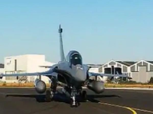 first five rafale jets to land in ambala today
