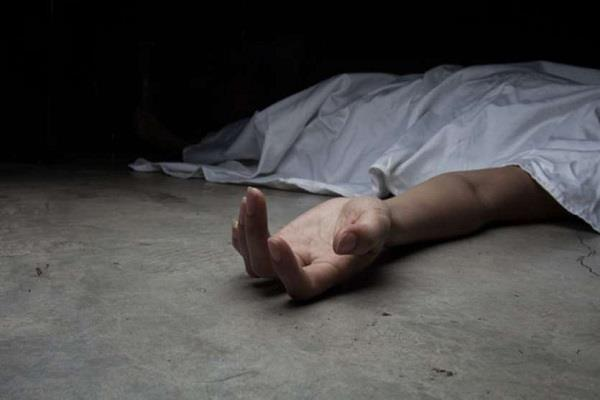 dead body of a young man found in a factory making crisp