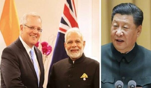 australia against unilateral change to status quo on lac envoy