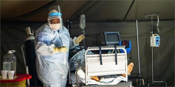 over half of corona infected adults in s africa are asymptomatic