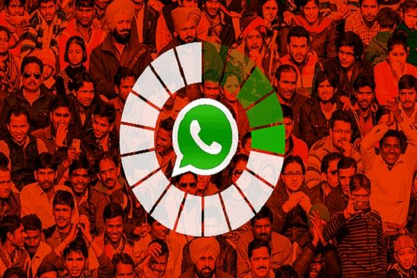 whatsapp working with partners in india