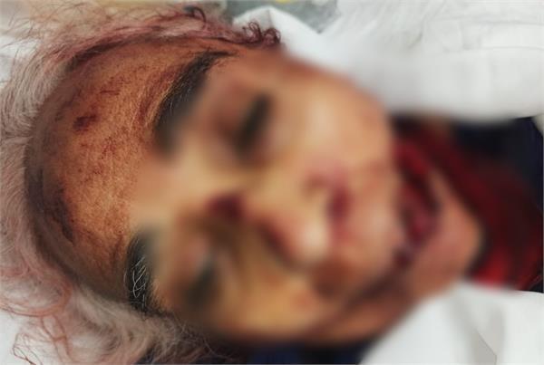 elderly mistress murdered by brick kiln with sharp weapon